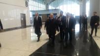 İLKER AYCI - İstanbul Havalimanı'nın Taşınmasına İlişkin Toplantı