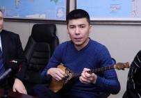 BILAL ERDOĞAN - Kazakistan Elsana Ruhaniyet Vakfı'ndan İHA'ya Ziyaret