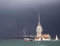 KARADENIZ - Marmara'da fırtına uyarısı