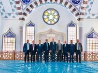 HAYIRSEVER İŞ ADAMI - Nihal Atakaş Camisi İbadete Açılacak