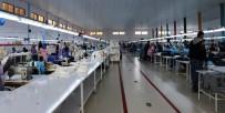 MEHMET ASLAN - (Özel) Dünya Markaları Van'da Üretiliyor