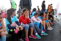 ATATÜRK - (Özel) Kayseri'de Bayıltan Koşu