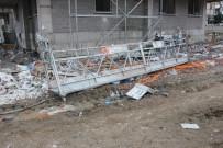 GÖLLER - Platform 15. Kattan Yere Çakıldı Açıklaması 1 Ölü, 1 Yaralı