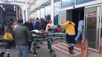 KİRA SÖZLEŞMESİ - Samsun'da 'Tarla Sürme' Kavgası Açıklaması 5 Yaralı
