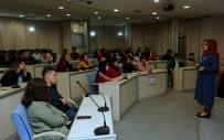 İŞ GÜVENLİĞİ UZMANI - Stajyerlere 'İş Sağlığı Ve İş Güvenliği' Eğitimi Verildi