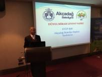 Uluslararası Kent Ve Sağlık Kongresinde Levent Vadisi Anlatıldı