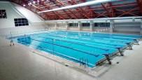 YÜZME HAVUZU - Yarı Olimpik Yüzme Havuzu Yetişkinlere De Kapılarını Açtı