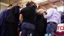 BASKETBOL MAÇI - Aziz Yıldırım'ın, Işık Eyigüngör'ü 'Tehdit' Suçundan Yargılanmasına Başlandı