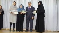ŞULE YÜKSEL ŞENLER - Balıkesir'de İmam Hatipli Kızlar Güzel Kur-An Okuma Yarışmasına Katıldı