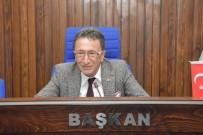 Başkan Saka'dan Belediye İşçilerine 2 Bin 500 Lira Asgari Ücret Müjdesi
