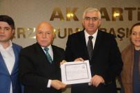 MEHMET SEKMEN - Belediye Başkanı Sekmen Yeniden Aday