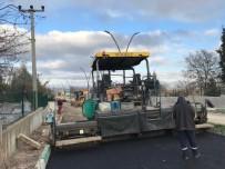 Büyükorhan'da Asfalt Çalışmaları Tam Gaz
