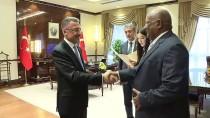 FUAT OKTAY - Cumhurbaşkanı Yardımcısı Oktay'ın Kabulü