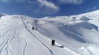 HAKKARİ VALİSİ - DAKA Desteğiyle Hakkari Kayağın Merkezi Olma Yolunda