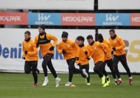 KEÇİÖRENGÜCÜ - Galatasaray'da Sivasspor Hazırlıkları Başladı