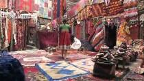 SOSYAL MEDYA - 'Halılı Han' Turistlerin Fotoğraf Stüdyosu Oldu