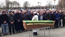 ROTTERDAM - Hollanda'da Kahraman İlan Edilen Türk Görevlinin Cenaze Namazı Kılındı