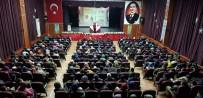 VUSLAT - Hz. Mevlana İzmir'de Konferanslarla Anıldı