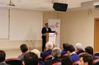 ROMA İMPARATORLUĞU - Kamu Başdenetçisi Şeref Malkoç'tan GTÜ'ye Övgü