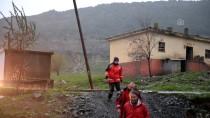Kilis'te Sağanak Taşkına Neden Oldu