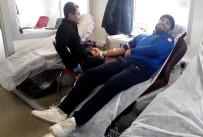 CUMHURIYET - Kızılay'dan Kış Mevsiminde Kan Bağışına Davet