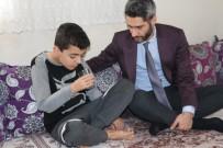 ŞIRNAK VALİSİ - Kollarını Kaybeden Çocuğa Devlet Şefkati