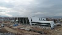 YÜKSEK HıZLı TREN - Konya'nın Yeni YHT Garı Havadan Görüntülendi