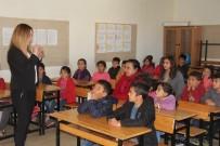 GÜMÜŞKAYA - Köy Okullarında  'Organik Tarım' Eğitimleri Devam Ediyor