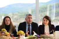 ORHANLı - Kozmetik Bitki Bahçesi Seferihisar'da Kuruluyor