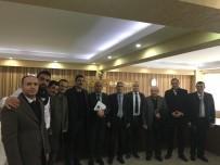 RAMAZAN YıLDıRıM - KÜSİ Çalışma Gurubu Toplantısı TSO'da Yapıldı
