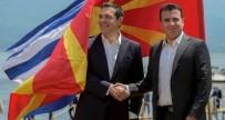 ALEKSİS ÇİPRAS - Makedonya Ve Yunanistan Başbakanlarına Nobel Barış Ödülü Adaylığı