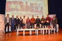 MEHMET BOZDAĞ - Mehmetçik Dizisinin Oyuncuları SAÜ'ye Konuk Oldu