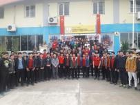 Mersin'de Öğrencilere 'Güveli İnternet Ve Siber Suçlar' Semineri