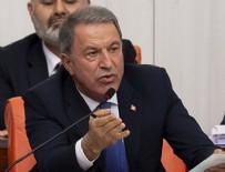 Milli Savunma Bakanı Akar'dan Özgür Özel'e sert yanıt