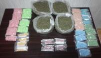 Polisten Uyuşturucuya Tacirlerine Büyük Darbe