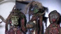 Sahilden Topladıklarını 'Sanat Eseri'ne Dönüştürüyor