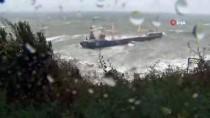 Şile'de Karaya Oturan Gemi İle İlgili Valilikten Açıklama