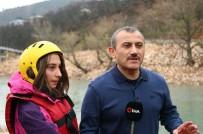 Tunceli, Dünya Rafting Şampiyonası'na Hazırlanıyor