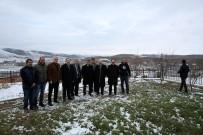 Vali Ali Hamza Pehlivan, Sancaktepe Köyü'nü Ziyaret Etti