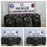 KAÇAK MAZOT - Van'da Bin 260 Litre Kaçak Mazot Ele Geçirildi