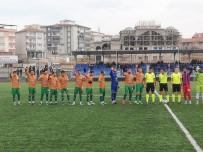 ULALAR - Yeşilyurt Belediyespor'un İlk Yarı Performansı