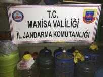 KAÇAK ŞARAP - Yılbaşında Piyasaya Sürülecek Olan Yaklaşık 10 Ton Kaçak İçki Ele Geçirildi