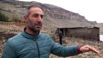 SEVINDIK - Yıllar Önce Sular Altında Kalan Köyleri Ortaya Çıktı