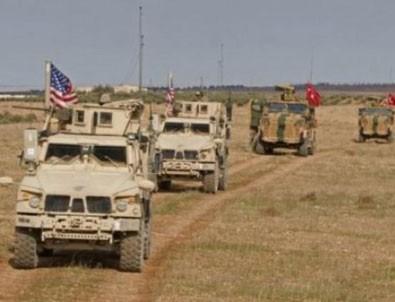 ABD'den 'Türkiye ile ortak devriye' mesajı