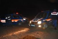 Arazide Devriye Gezen Jandarma Ekipleri Erkek Cesedi Buldu