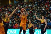 IŞIL ALBEN - Bellona Basketbol Sahasında Galatasaray'a Mağlup Oldu