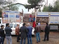 Beşirili Çiftçilere Antep Fıstığı Fidan Dağıtımı Yapıldı
