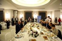 FARUK ÇELİK - Bursa'da Sürmeneli İş Adamları Ve Bürokratlar Bir Araya Geldi