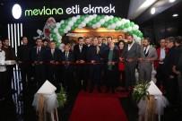GENÇ GİRİŞİMCİLER - Diyarbakır'da İlk Etli Ekmek Lokantası Dualarla Açıldı