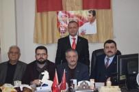 DP Mustafakemalpaşa İlçe Olağan Kongresi Yapıldı